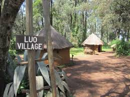 The Architecture of Traditional Public Meetings among the Luo